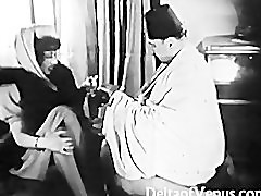 Antique Porn 1920s Shaving, Fisting, Fucking