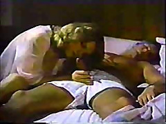 Daughter Sneaks In Bed and Fucks Dad While Mom Sleeps