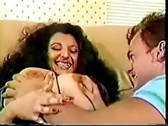 Classic Busty Nikki King 2
