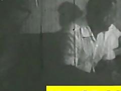 Retro Classic Porn Video retroporn sex xxx voyeur fucking black and white