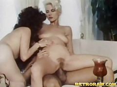 Seka in a threesome