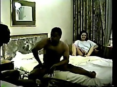 White Wife's Kinky Retro Black Gangbang 2