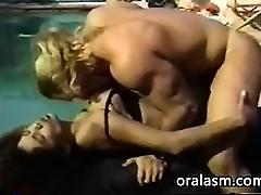 Busty Brazilian Fucking Outside Classic