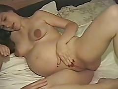 pregnant - vintage video