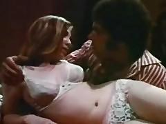 Retro Softcore Lesbian scene and a Handjob scene