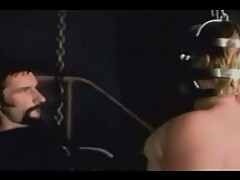 Vintage Leather Gay Dungeon S And M