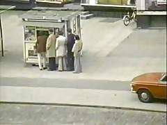 vintage 70s german - Wegen Geilheit geschlossen - cc79