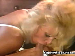 Vintage Face-sitting and doggystyle with blondie