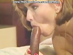 Huge black cock inside white girls pussy