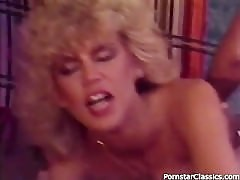 Retro 80s porn porn star party