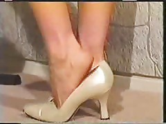 Vintage double shoeplay