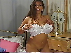 AngelEyes Big Tits Masturbation