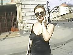 Classic Public Walk + Bar Gangbang