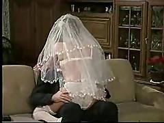 Hot Bride! Retro porn!