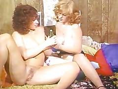 Bra Busters Lesbian Scene