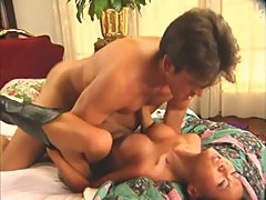 Kitty Yung and Sierra - Anal Hunger (1994)