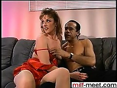 Fuck from MILF-MEET.COM - Wife in heat doublepenetrated