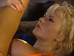 Stacy Valentine Classic Big Tits Fucked On The Beach
