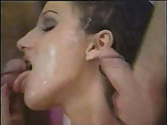 Audition of a young italian Blondie