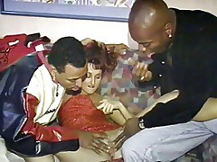 Julian St. Jox & Sean Michaels With Kathy Kash