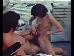 Wer Bohrt Alles Bei Dr. E. - Vintage German fucking
