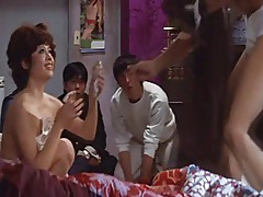 Excitement Class Love Techniques 1972 (Group sex scenes)