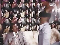 Vintage Ebony Desiree West Compilation