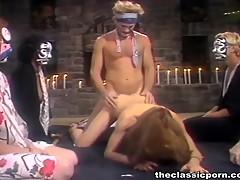 Secret procedure of rod worshipping