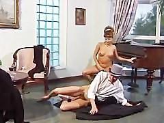 German couple amateur style