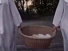 Anne Magle in Die Perverse Nonnen