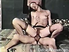 Vintage 1960s XXX - She Craves It
