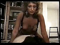 Nikki Sinn- Strapon Lady