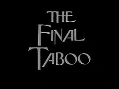 The Final Taboo (1988) FULL VINTAGE MOVIE