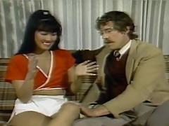 Mai Lin & John Holmes,, classic scene