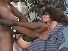 Heather Lee in high heels vintage BBC (Sean Michaels)