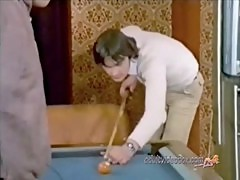 Classic Billiardkugeln Vintage Retro Loop