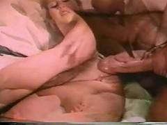 Retro Mature moms back door banged
