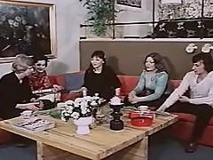 Vintage Danish Sex Party