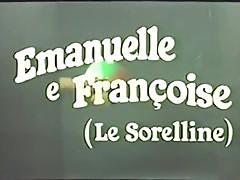 Emanuelle & Francoise Le sorelline