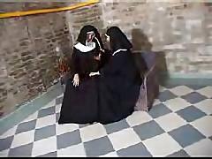 Hairy Nuns & Black Cock Vintage xLx