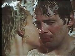 1970s movie Hard Erection shower sex scene