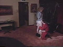 Forced To Watch Wife Suck Boss's Dick
