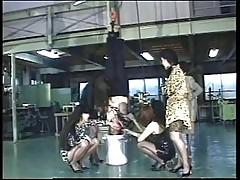 Vintage Japanese humiliation