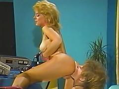 Gail Sterling And Nina Hartley Lesbian Scene
