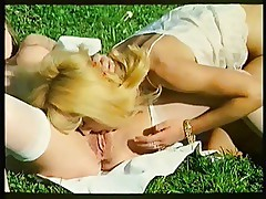 Hot Vintage Lesbians Part Two