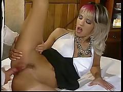 Dina Pearl DP Euro Orgy
