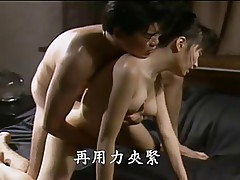 Uncensored vintage japanese movie