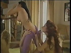 Amber Woods, Madison and Patricia Kennedy - Anal Ecstacy Girls (1993)
