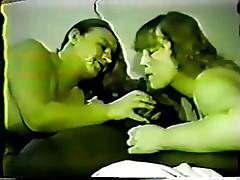2 Vintage BBWs Enjoying That Big Black Cock - PF1