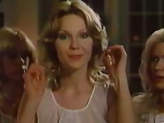 perfect retro lesbians with vibrator